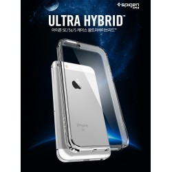 Original Spigen SGP Ultra Hybrid Case for Apple iPhone SE/5S/5