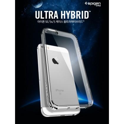 Original Spigen Ultra Hybrid Case for Apple iPhone SE/5S/5