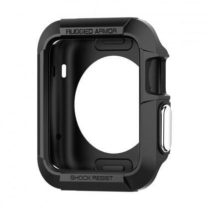 Original Spigen Rugged Armor Case for Apple Watch
