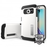 Original Spigen SGP Slim Armor Case for Samsung Galaxy S6 Edge