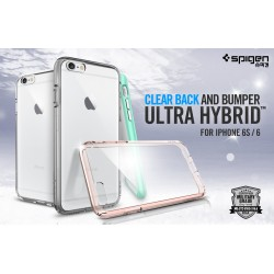 Original Spigen Ultra Hybrid Case for Apple iPhone 6S/6