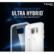 Original Spigen SGP Ultra Hybrid Case for Samsung Galaxy S7 Edge