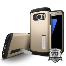 Original Spigen SGP Slim Armor Case for Samsung Galaxy S7