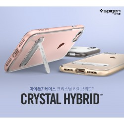 Original Spigen Crystal Hybrid Case for Apple iPhone 8 / 7