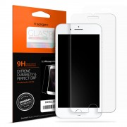 Original Spigen SGP Glas.tR Slim Premium Tempered Glass Screen Protector for Apple iPhone 8 / 7 / 8 Plus / 7 Plus