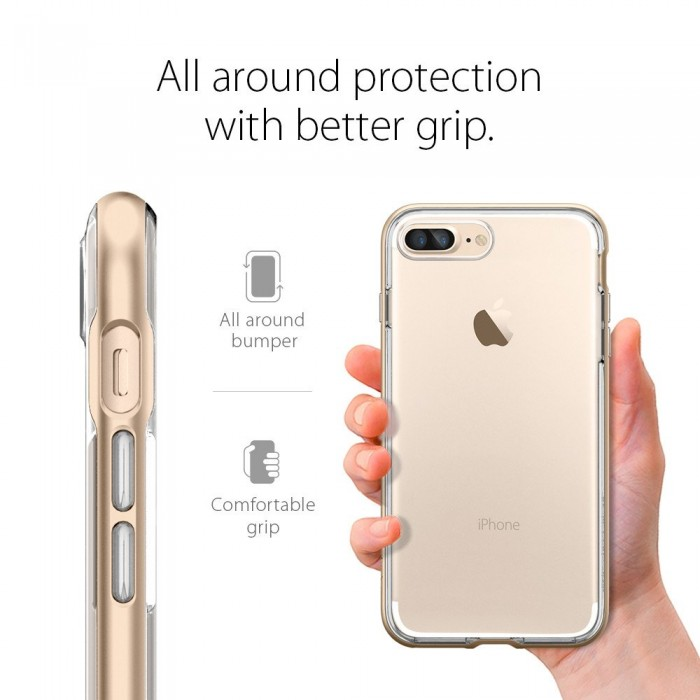 size 40 cf226 97ee4 Original Spigen SGP Neo Hybrid Crystal Case for Apple iPhone 7