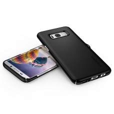 Original Spigen SGP Thin Fit Case for Samsung Galaxy S8