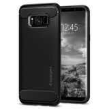 Original Spigen SGP Rugged Armor Case for Samsung Galaxy S8 Plus