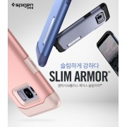 Original Spigen SGP Slim Armor Case for Samsung Galaxy S8 Plus