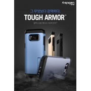 Original Spigen SGP Tough Armor Case for Samsung Galaxy S8