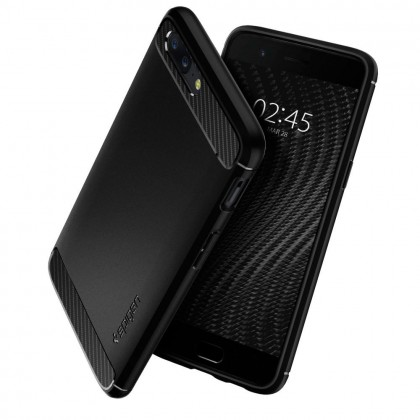 Original Spigen SGP Rugged Armor Case for One Plus 5