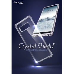 Original Spigen Crystal Shell Case for Samsung Galaxy Note 8