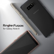 Original Ringke Fusion Crystal Clear Case for Samsung Galaxy Note 8
