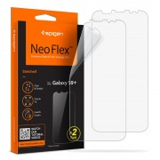 Original Spigen Neo Flex Case-Friendly Screen Protector for Samsung Galaxy S9 / S9 PLUS