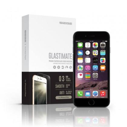 Original Siege Glastimate Premium Clear Tempered Glass for Apple iPhone 6 Plus / 6s Plus