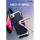 Original Spigen Neo Hybrid Herringbone Case for Apple iPhone 8 / iPhone 7