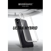 Original Spigen Ultra Hybrid Military Case for Apple iPhone XS / X