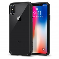 Original Spigen Ultra Hybrid Military Case for Apple iPhone X