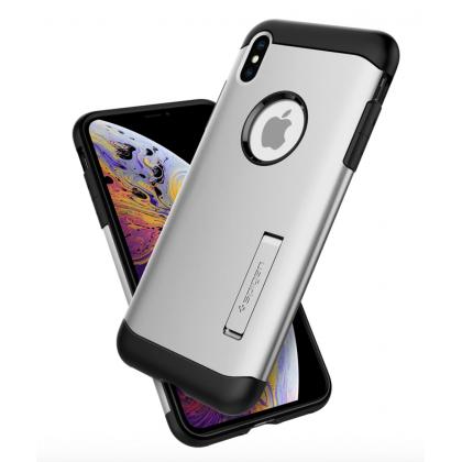 Original Spigen Slim Armor Case for Apple iPhone XS / X