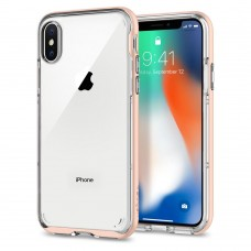 Original Spigen Neo Hybrid Crystal Case for Apple iPhone X