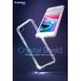 Original Spigen Crystal Shell Clear Case for Apple iPhone 8 Plus/7 Plus