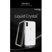 Original Spigen Liquid Crystal Clear Case for Apple iPhone X