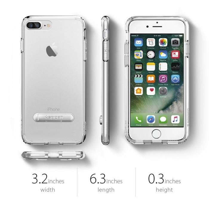 ... Original Spigen SGP Ultra Hybrid S Case for Apple iPhone 8 / iPhone 7 ...
