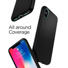 Original Spigen Liquid Armor Case for Apple iPhone X / XS