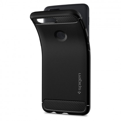 Original Spigen Rugged Armor Case for OnePlus 5