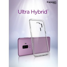 Original Spigen Ultra Hybrid Clear Case for Samsung Galaxy S9 / S9 Plus