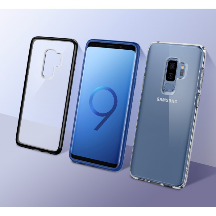 purchase cheap 659ad 456b0 Original Spigen Ultra Hybrid Case for Samsung Galaxy S9 & S9 Plus