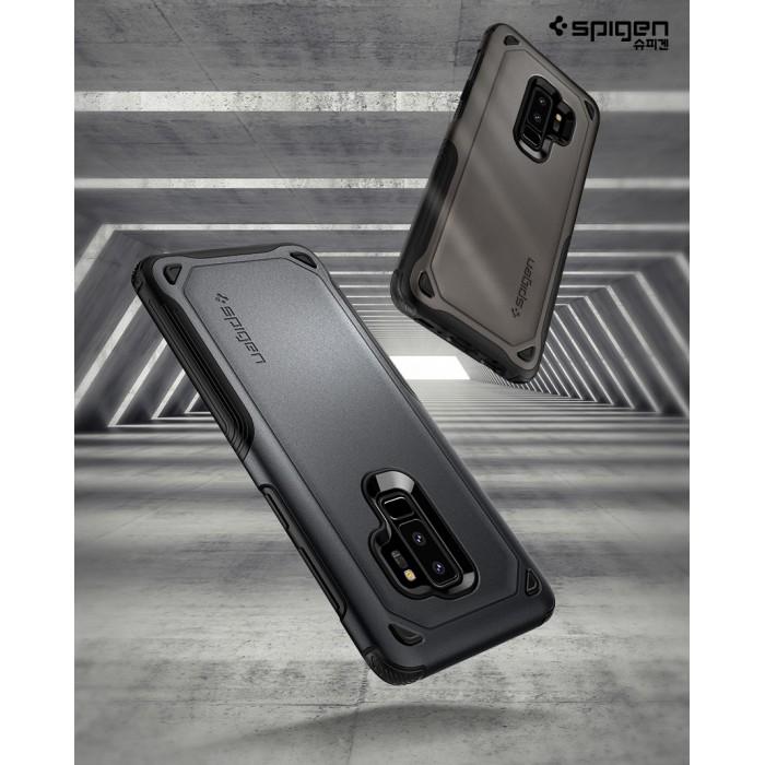 Original Spigen Hybrid Armor Case For Samsung Galaxy S9