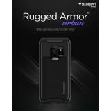 Original Spigen Rugged Armor Urban Military Grade Case for Samsung Galaxy S9 / S9 Plus