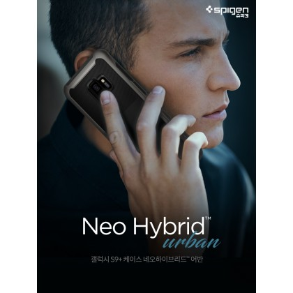Original Spigen Neo Hybrid Urban Case for Samsung Galaxy S9 PLUS