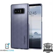 Original Spigen Thin Fit Slim Case (Orchid Grey) for Samsung Galaxy Note 8