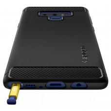 Original Spigen Rugged Armor Military Case for Samsung Galaxy Note 9
