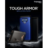 Original Spigen Tough Armor Military Case for Samsung Galaxy Note 9
