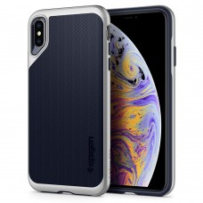 Original Spigen Neo Hybrid Military Case for Apple iPhone XS Max