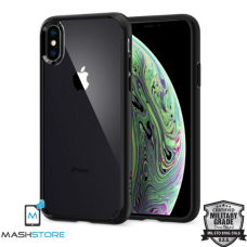 Original Spigen Ultra Hybrid Clear Case for Apple iPhone XS / X