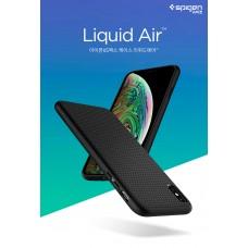 Original Spigen Liquid Air Armor Slim Case for Apple iPhone XS MAX