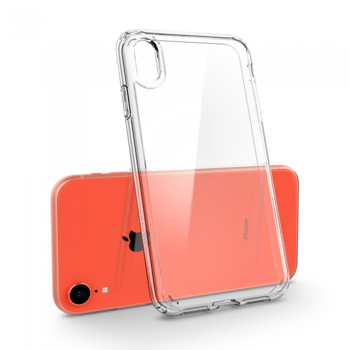Original Spigen Ultra Hybrid Clear Case Apple IPhone XR