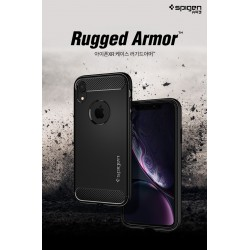 Original Spigen Rugged Armor Military Case for Apple iPhone XR