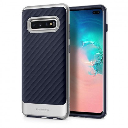 Original Spigen Neo Hybrid Case for Samsung Galaxy S10 PLUS