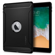 "Original Spigen Rugged Armor Protection Case for Apple iPad 9.7"" (2017/2018)"