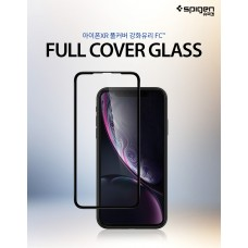 Original Spigen Glas.tR Slim Full Cover Tempered Glass for Apple iPhone XS/XR/XS Max