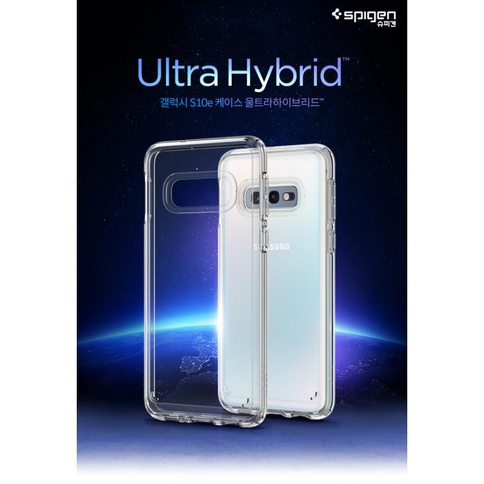 Original Spigen Ultra Hybrid Clear Case For Samsung Galaxy