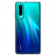 Original Spigen Ultra Hybrid Crystal Clear Case for Huawei P30