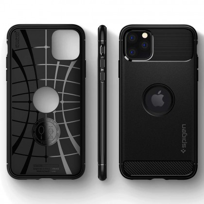 Original Spigen Rugged Armor Case for Apple iPhone 11 / 11 Pro / 11 Pro Max