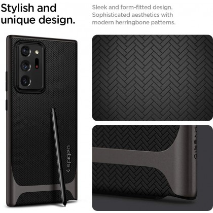 Original Spigen Neo Hybrid Case for Samsung Galaxy Note 20 Ultra / Note 20