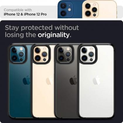 Original Spigen Ultra Hybrid Case for Apple iPhone 12 / 12 Pro / 12 Pro Max
